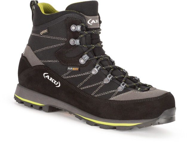 de347288ad8 AKU Trekker Lite III GTX Shoes Men black-green